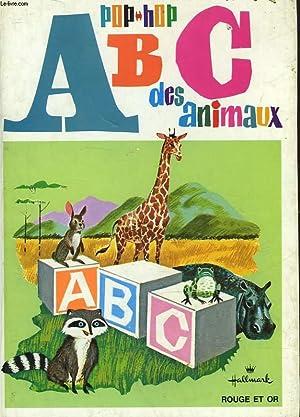 POP-HOP - ABC DES ANIMAUX: COLLECTIF