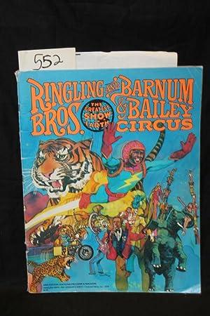 Ringling Bros. and Barnum & Bailey Circus: ringling Bros and