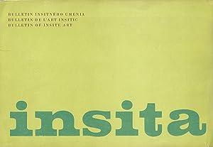 INSITA - Bulletin of insite art - Volumes 1-6