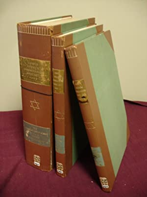 The Pre-Masoretic Bible - 3 Volumes -