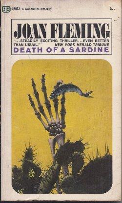 DEATH OF A SARDINE: Fleming, Joan