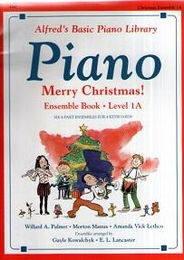 Alfred's Basic Piano Course Merry Christmas! (Alfred's Basic Piano Library)