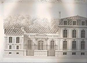 L architecture privée au XIX ME siècle: Daly, César (Architecture