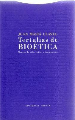 Tertulias de Bioética: Masiá Clavel, Juan