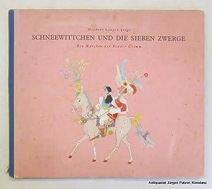Schneewittchen und die sieben Zwerge. Herausgegeben von: Leupin. -- Grimm,