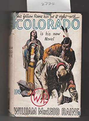 Colorado, a Story of the Old Overland Trail.