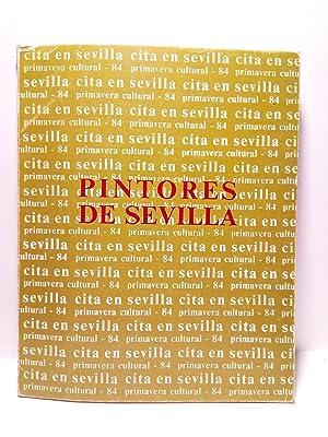 Pintores de Sevilla. Cita en Sevilla. Panorama: AYUNTAMIENTO DE SEVILLA
