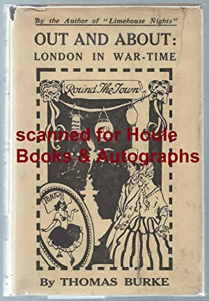 Out and About: A Note-Book of London in War-Time
