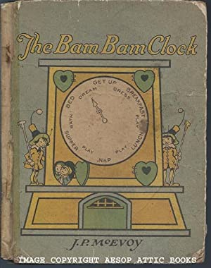 THE BAM BAM CLOCK ( Algonquin Sunny: McEvoy, J. P.