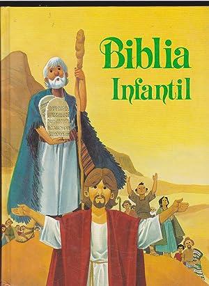 BIBLIA INFANTIL (Obra completa en 1 tomo): Textos Rvdo SAMUEL