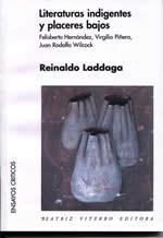 literaturas indigentes y placeres bajos: Reinaldo Laddaga