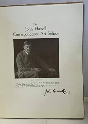 The John Hassall Correspondence Art School Ltd.: HASSALL, John.