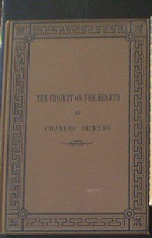 The Cricket on the Hearth, A Fairy: Dickens, Charles