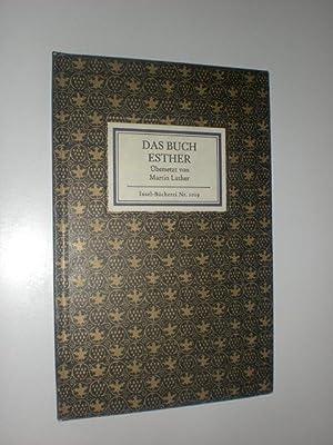Das Buch Etsher. Titelbilder und Initalen von F. W. Kleukens und C. H. Kleukens.: IB 1019 (2) ...