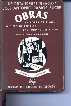 Obras: La torre de Timon - El: Ramos Sucre, Jose