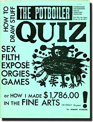 The Potboiler Quiz (First Edition)