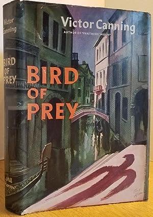 BIRD OF PREY: Canning, Victor