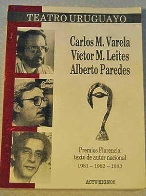Teatro Uruguayo: Varela, Carlos M.