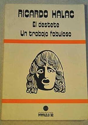 El destete: Halac, Ricardo