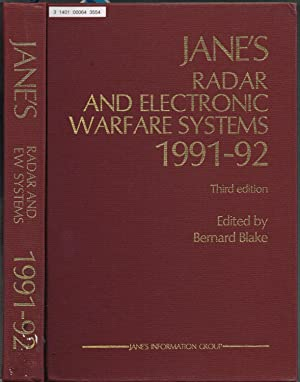 JANE'S RADAR AND ELECTRONIC WARFARE SYSTEMS. 1991-92, Third Edition