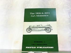 THE 1908 & 1914 G.P. MERCEDES.: Bird, Anthony: