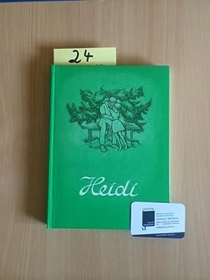 Heidi - Eine Geschichte für Kinder und solche, die Kinder lieb haben (Band I und II): Spyri, ...