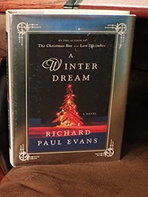 "A Winter Dream "" Signed """