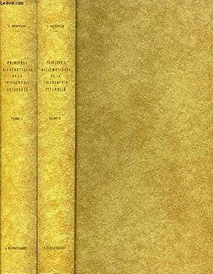 PRINCIPES MATHEMATIQUES DE LA PHILOSOPHIE NATURELLE, 2: NEWTON ISAAC
