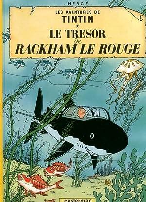 Les Aventures de Tintin - Le Tresor: Hergé