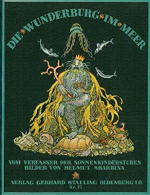 Die Wunderburg im Meer. Vom Verfasser der: Dingler, Max).