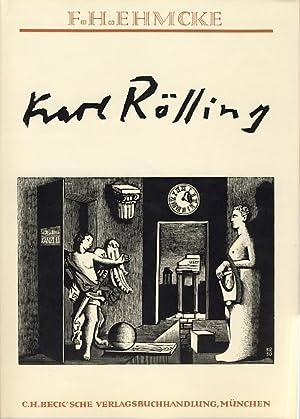 Karl Rölling. Das Illustrationswerk dargestellt in 182 Holzstichen. Mit einer Bibliographie.: ...