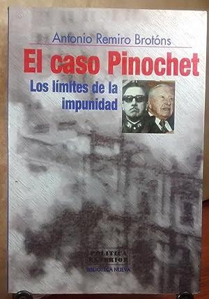 El caso Pinochet. Los límites de la: Remiro Brotóns, Antonio