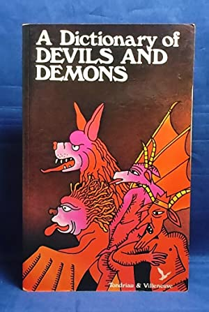 A Dictionary of Devils and Demons
