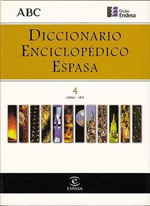 DICCIONARIO ENCICLOPÉDICO ESPASA 4: ALONSO CAMPOS, JUAN