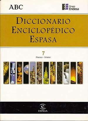 DICCIONARIO ENCICLOPÉDICO ESPASA 7: ALONSO CAMPOS, JUAN
