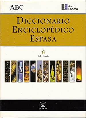 DICCIONARIO ENCICLOPÉDICO ESPASA 6: ALONSO CAMPOS, JUAN