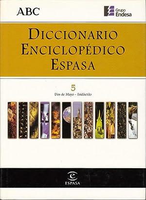 DICCIONARIO ENCICLOPÉDICO ESPASA 5: ALONSO CAMPOS, JUAN