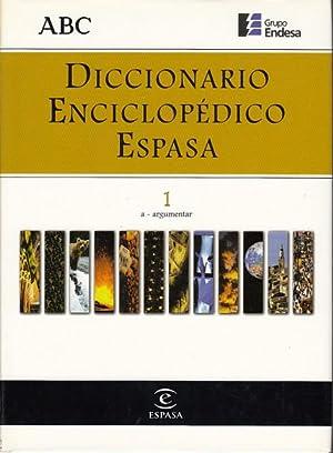 DICCIONARIO ENCICLOPÉDICO ESPASA 1: ALONSO CAMPOS, JUAN