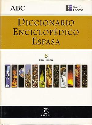 DICCIONARIO ENCICLOPÉDICO ESPASA 8: ALONSO CAMPOS, JUAN