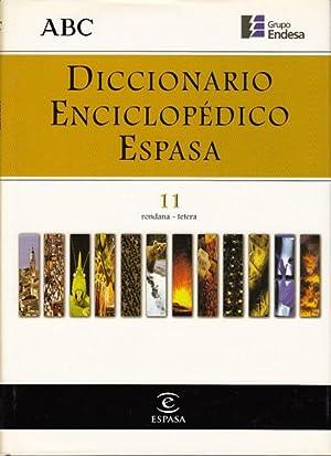 DICCIONARIO ENCICLOPÉDICO ESPASA 11: ALONSO CAMPOS, JUAN
