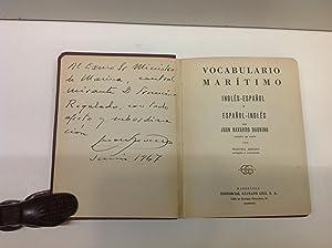 VOCABULARIO MARITIMO: NAVARRO DAGNINO JUAN
