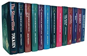 The History of Middle Earth, Volumes 1-12,: TOLKIEN, J.R.R.
