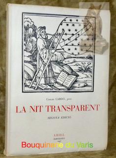 La nit transparent. Segona edicio.: CARDO, Carles.