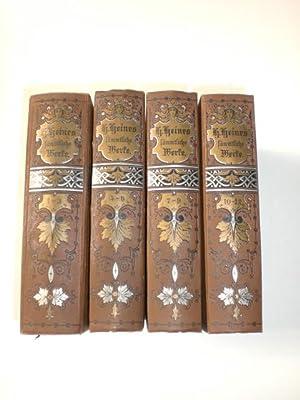 Heinrich Heine's Sämtliche Werke. Neue Ausgabe in 12 Bänden. (12 Bände in 4).: HEINE, Heinrich: