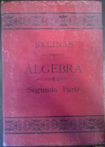 Algebra: SALINAS Y ÁNGULO,