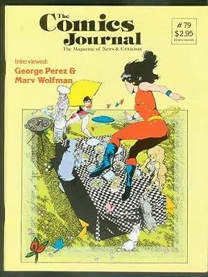 COMICS JOURNAL - the Magazine of News: KING, STEPHEN. -