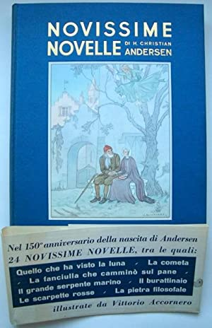Novissime Novelle Di H. Christian Andersen.: Translated by Mary