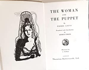 The Woman and the Puppet, Translated with: Louys, Pierre