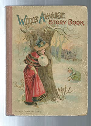 WIDE AWAKE STORY BOOK for our boys: Martha Perry Lowe,