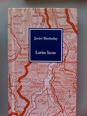 Larius lacus: Javier Bustinduy